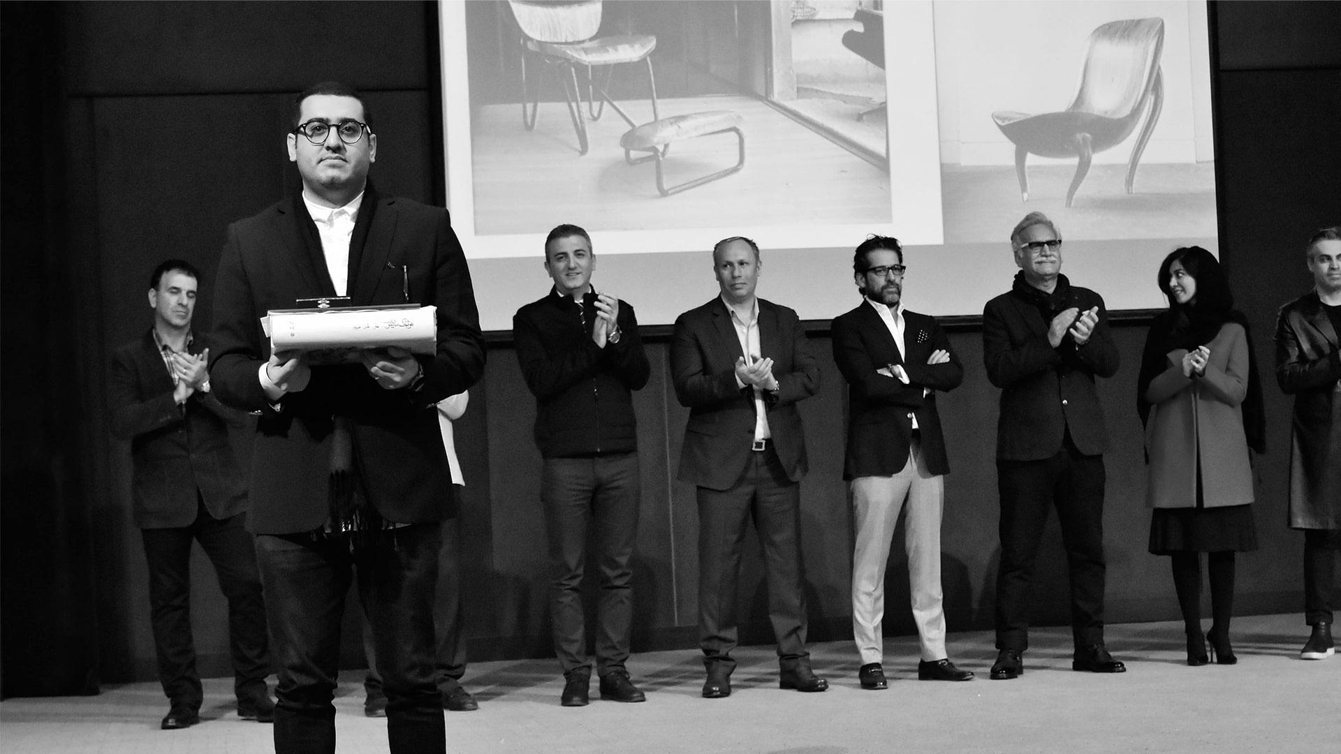 7th Competition of Interior Design in Contemporary Iran